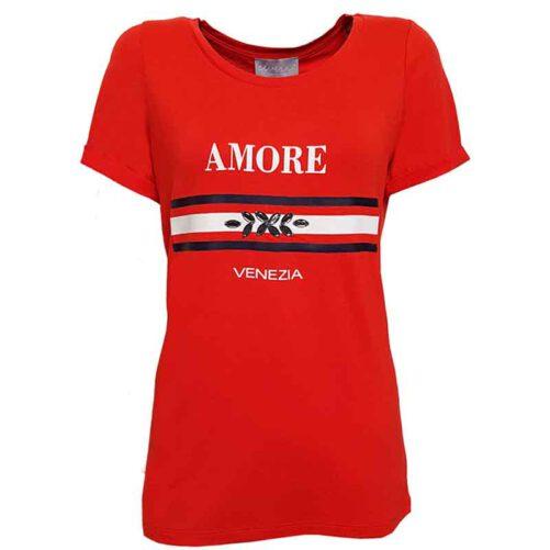 elvira E1-19-014 amore red